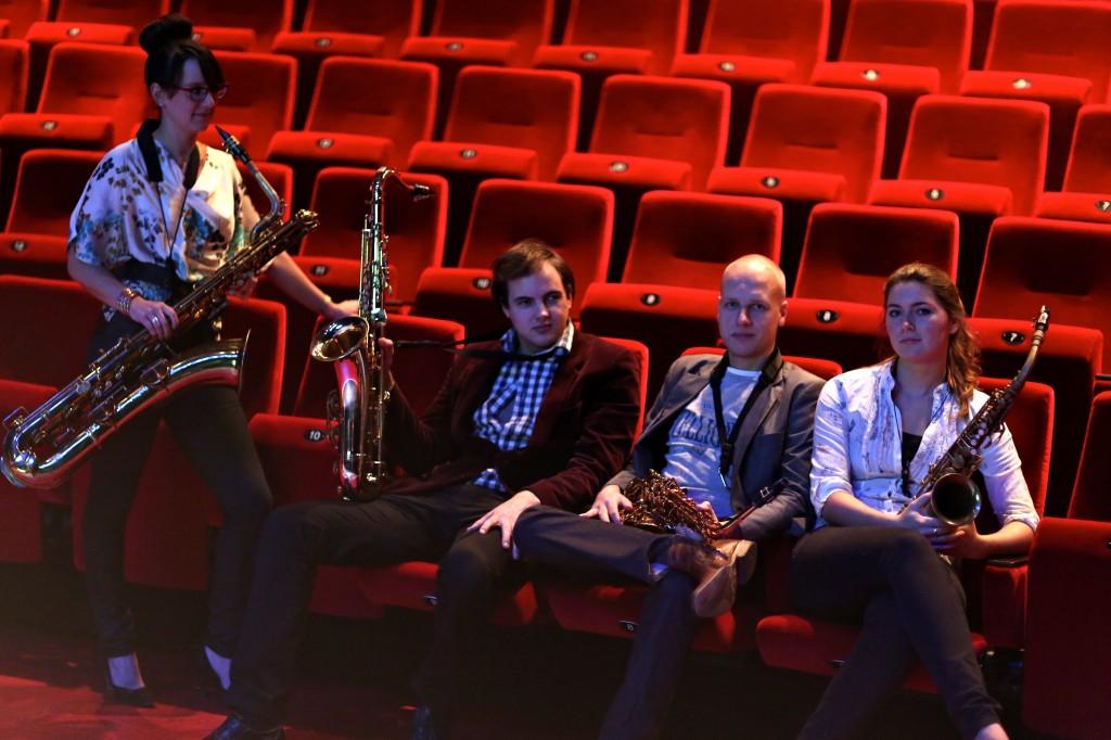 Sax'n Groove Schouwburg Deventer